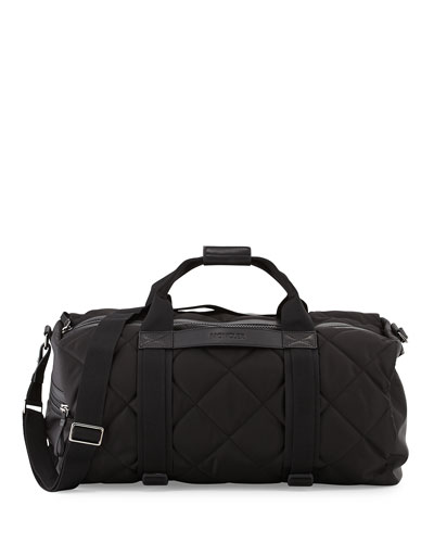 Bertrand Duffel Bag, Black