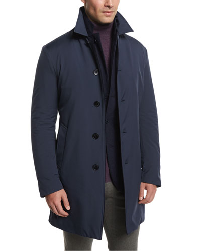 Dweller Windmate Storm System Jacket, Navy