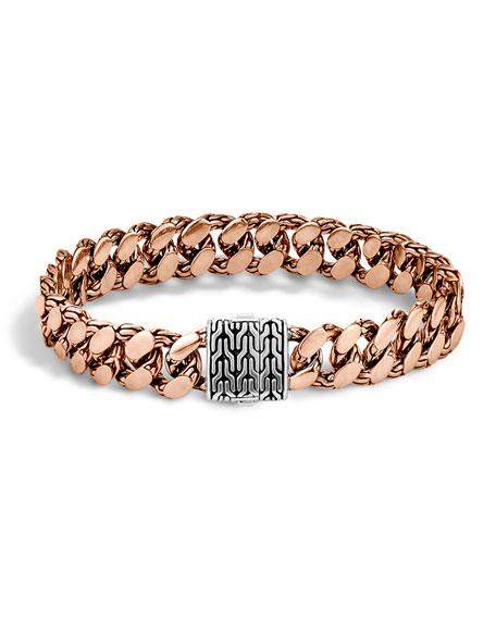 John HardyMen's Large Gourmette Chain Bracelet