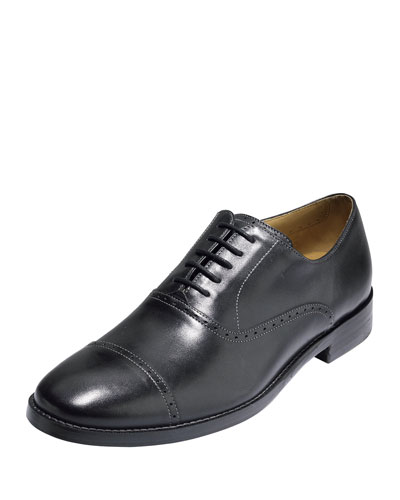 Cambridge Cap-Toe Oxford, Black