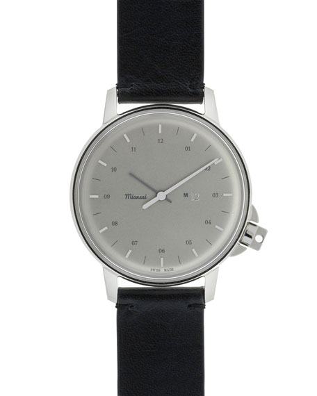 Miansai M12 Stainless Steel Watch