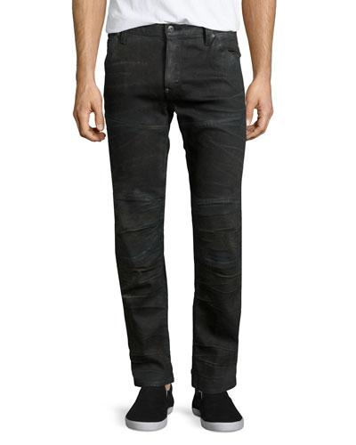 5620 3D Aged Cobler Denim Jeans, Indigo