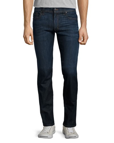 Jimmy Clampdown Denim Jeans, Dark Blue
