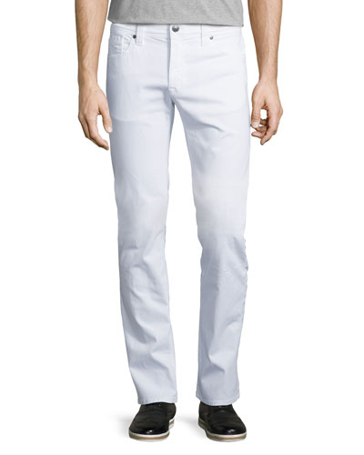 Jimmy Havana Twill Jeans, White