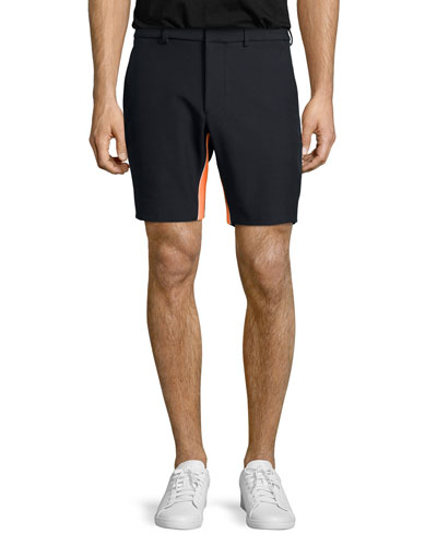 Court Reflex Shorts, Black