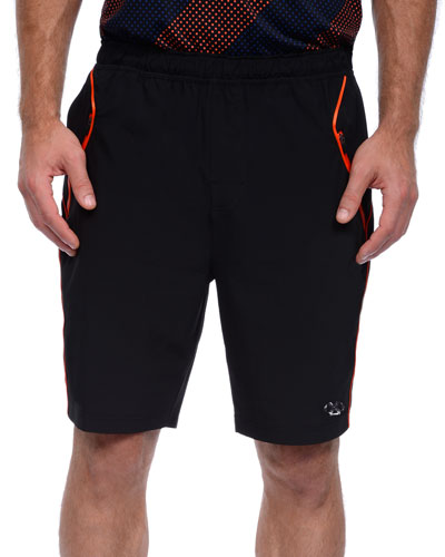Trainer Tech Shorts, Black
