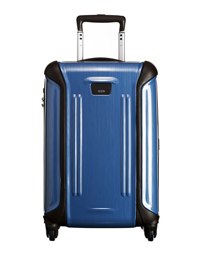 Vapor International Carry-On Luggage, Periwinkle