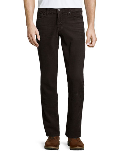 Graduate Sulfur Corduroy Pants, Brown