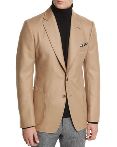 O'Connor Base Solid Jacket, Camel