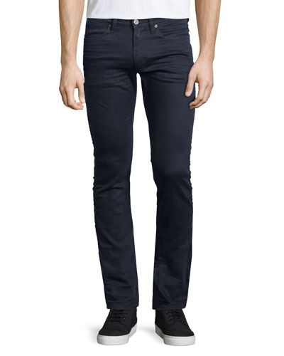 Max Blue Speed Slim-Fit Denim Jeans, Dark Blue