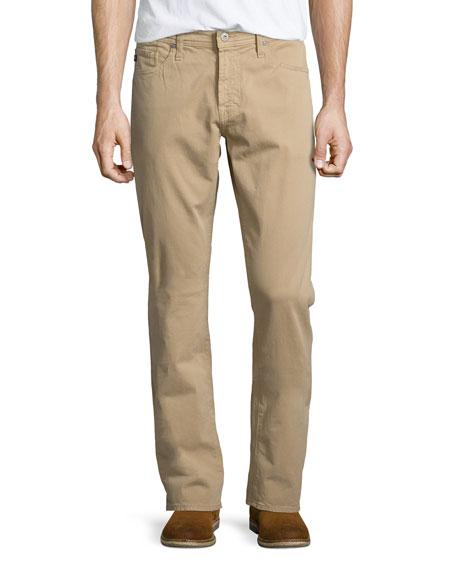 AG Graduate Coyote Sud Jeans, Tan