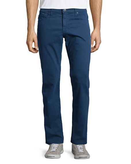 AG Adriano Goldschmied Graduate Twilight Blue Sud Jeans,