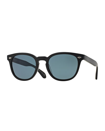 Sheldrake Plus 52 Photochromic Sunglasses, Gray
