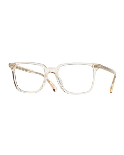 OPLL 51 Optical Glasses, Buff