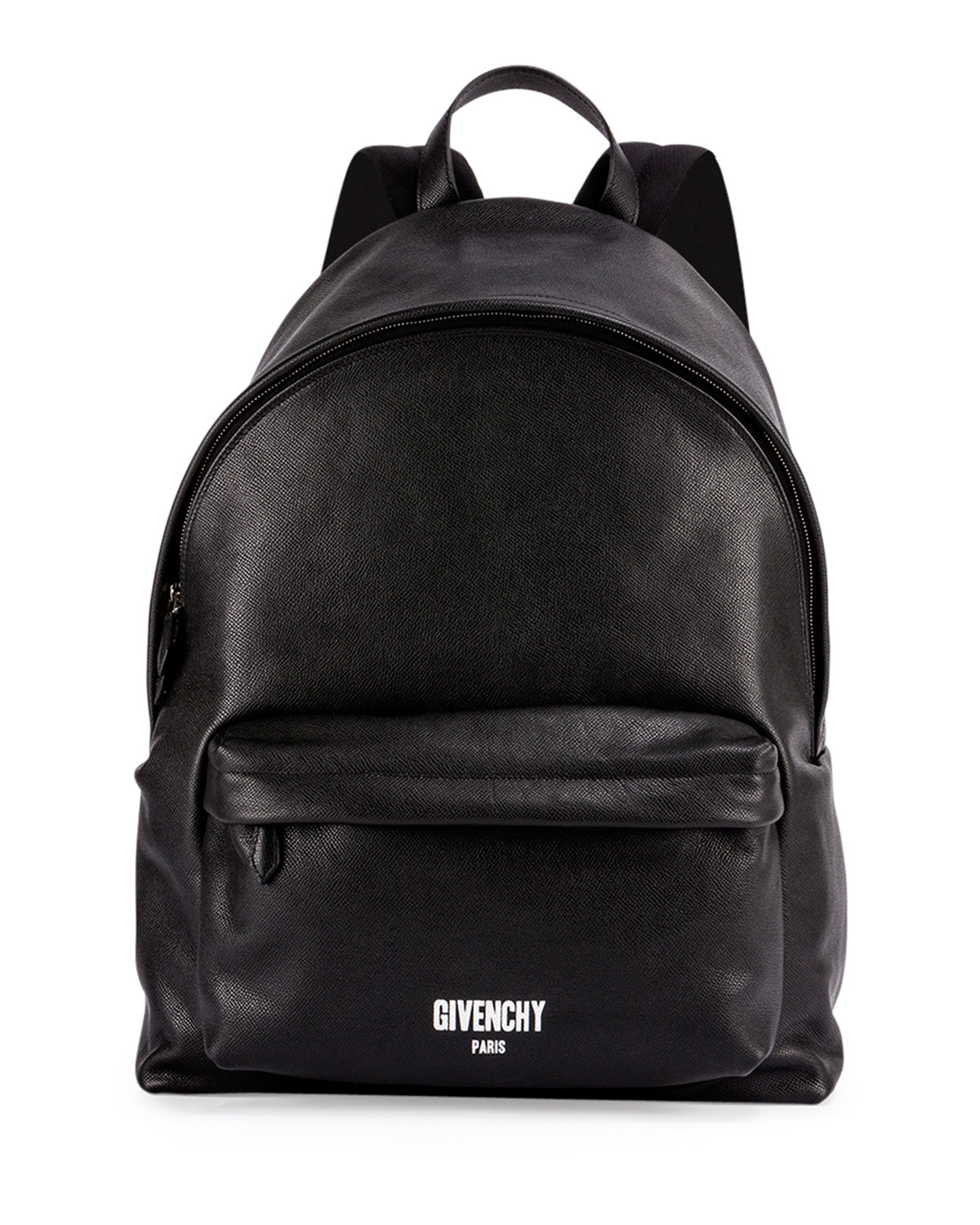 18a190249766 Givenchy Men s Printed Logo Leather Backpack