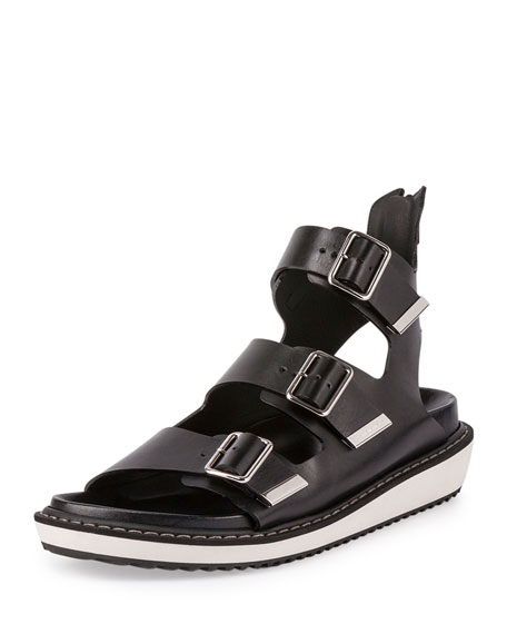Givenchy Patent Leather Gladiator Sandals clearance genuine cheap sale genuine clearance supply free shipping footlocker JbE1Yu