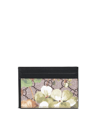 GG Blooms Card & Train Pass Case, Multi