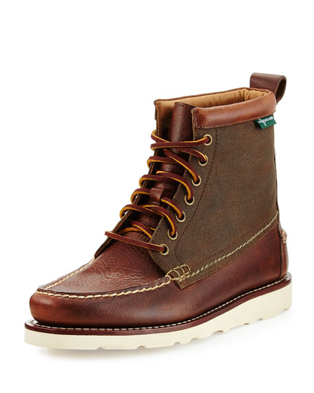 Eastland 1955 Edition Sherman 1955 Leather Lace-Up Boot,