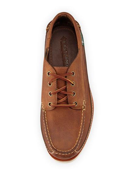Stoneham 1955 Leather Oxford, Oak