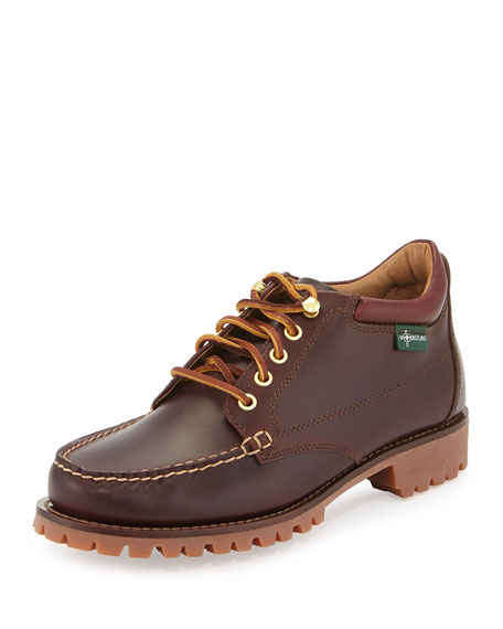 Brooklyn 1955 Lace-Up Oxford, Burgundy