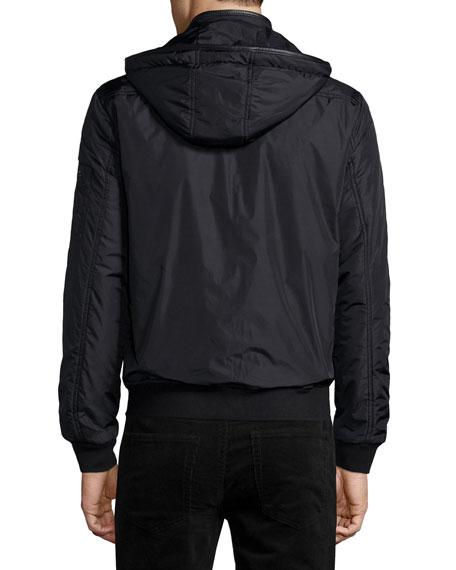 Jacket Hooded Nylon Jacket Nylon 89