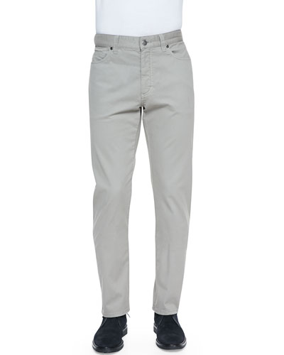 Five-Pocket Pants, Buttermilk