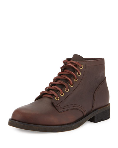 Jackson 1955 Full-Grain Leather Boot, Brown