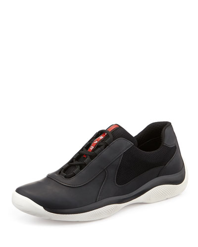 prada wallet collection - Prada Sneakers : Low-Top \u0026amp; Leather Sneakers at Neiman Marcus