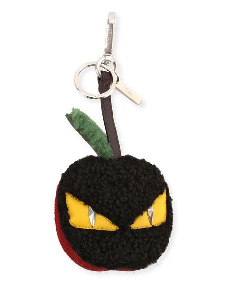 e6e348d89176 Fendi Monster Eye Apple Charm