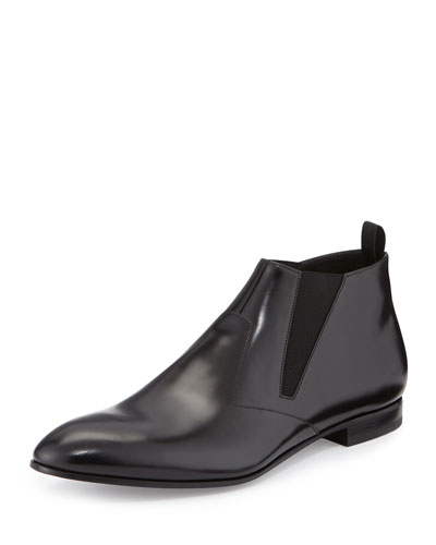 prada blue boots for women