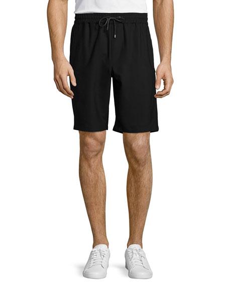 Vince Tollegno Tech Shorts, Black