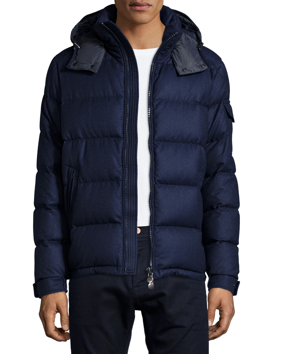 7a8258e8754 Moncler Montgenevre Quilted Puffer Jacket