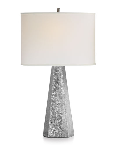 Block Table Lamp