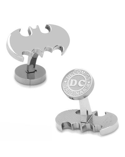 Batman Logo Cuff Links