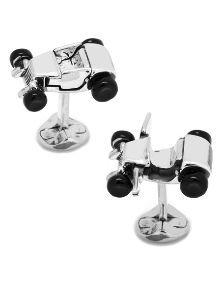 Cufflinks Inc. Hot Rod Car Cuff Links