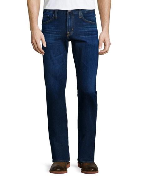 AG Adriano Goldschmied Graduate Boqueria Denim Jeans, Dark