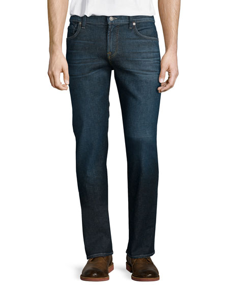 7 For All Mankind Slimmy Voltage Denim Jeans,