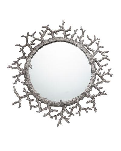 Michael Aram Ocean Coral Mirror