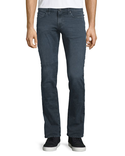 Tyler Slim-Straight Jeans, Blue
