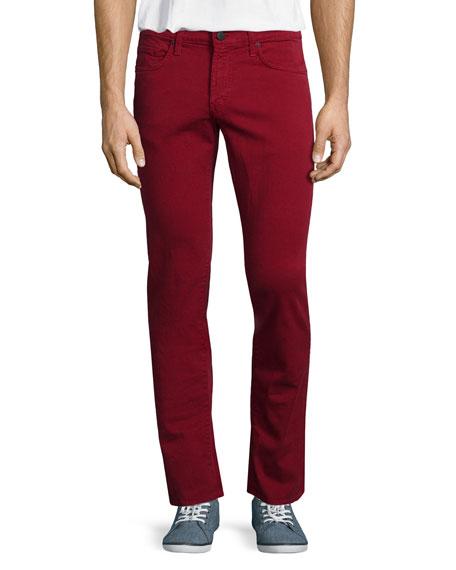 J Brand Jeans Tyler Slim-Straight Jeans, Caponata