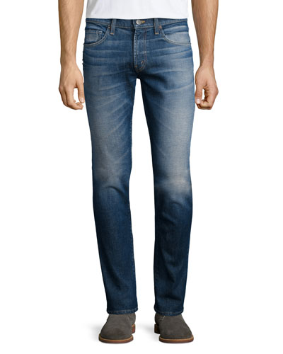 Tyler Anders Slim-Fit Denim Jeans