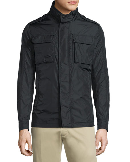 Nylon Field Jacket 87