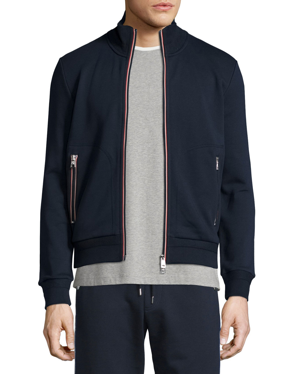 Moncler Full-Zip Track Jacket f4a44675a