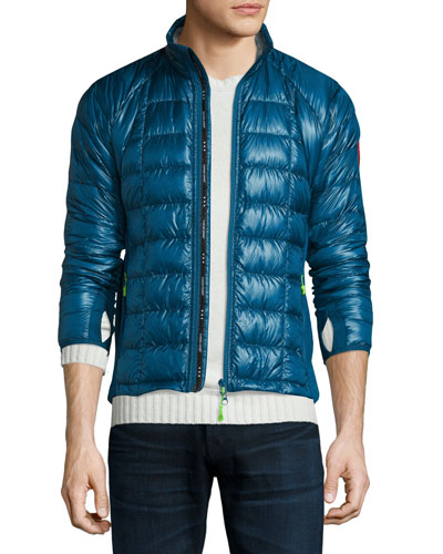 Hybridge Lite Jacket, Midnight Blue