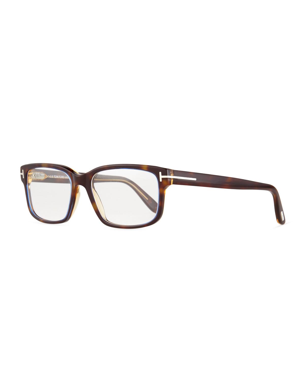 ef9bbaafc3f TOM FORD Men s Translucent Eyeglasses