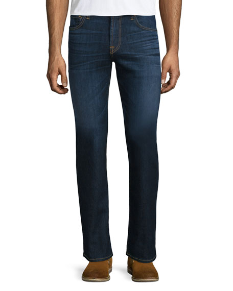 7 For All Mankind Slimmy Airweft Denim Jeans, Commotion
