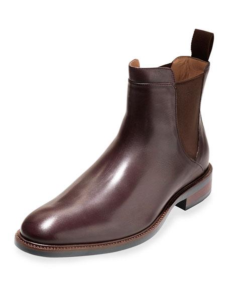 Cole Haan Warren Leather Chelsea Boot, Brown