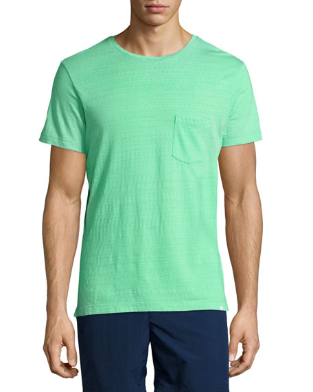 Orlebar Brown Sammy II Short-Sleeve T-Shirt, Chrysalis