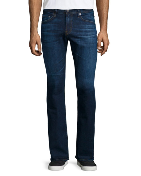 AG Adriano Goldschmied Protege Skye Denim Jeans, Dark
