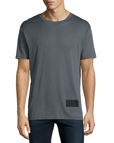 Short-Sleeve Jersey T-Shirt, Slate